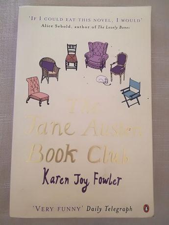 The Jane Austen Book Club, de Karen Joy Fowlet