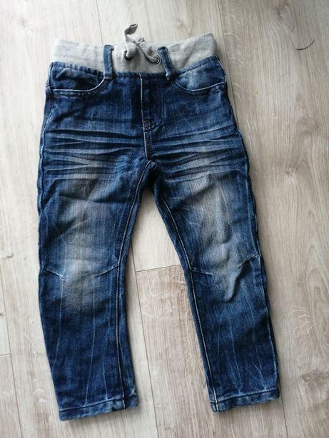 Spodnie dżinsowe.