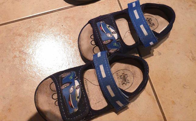 Buty dla chłopca, 25 do przedszkola