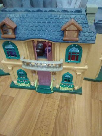 Детский домик для вашего ребенка