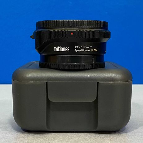 Metabones EF - E Mount T Speed Booster Ultra - 0.71x (Canon EF - Sony)