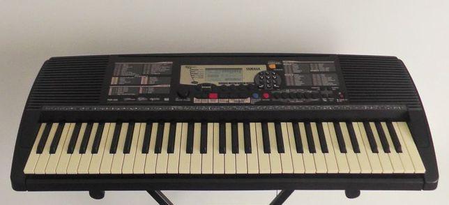 YAMAHA PSR-225 Keyboard Klawisze Klawiatura Organy 238 Dźwięków 100 Ry