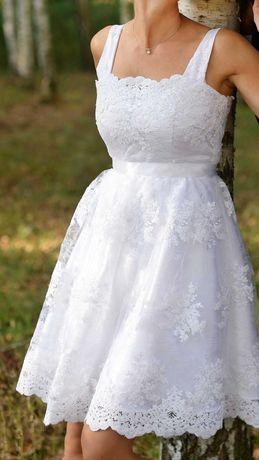 Sukienka ślubna rozm. 36-38