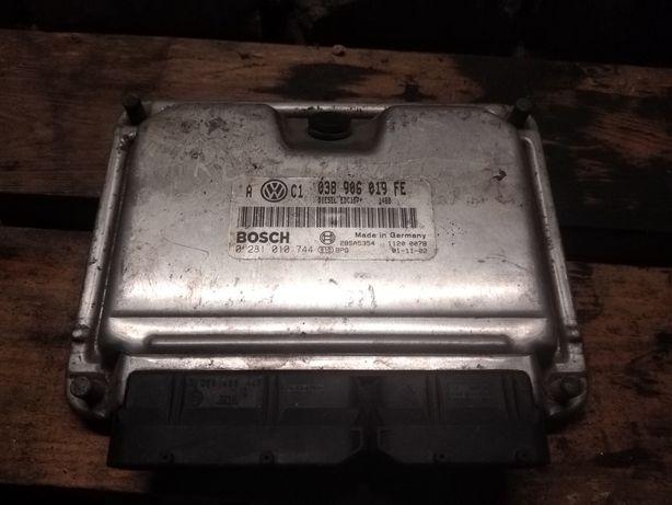 Sterownik silnika 1.9TDI ARL - 019 FE