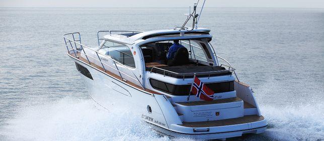 Nowy jacht motorowy MAREX 320 . Niepowtarzalny styl i elegancja.