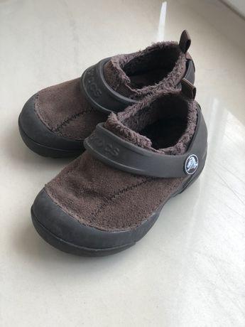 Дитячі чоботи Crocs, 6р USA