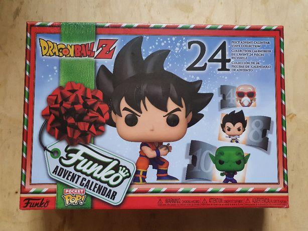 Kalendarz Adwentowy Funko POP Dragon Ball Z 2020
