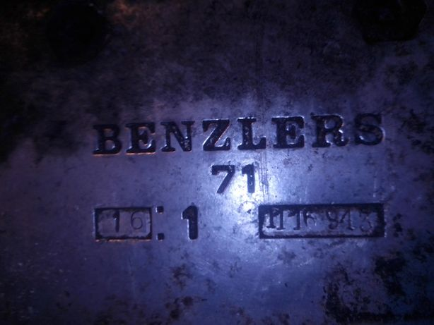 Продам редуктор BENZLERS BS71  16:1