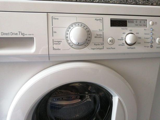 Maquina lavar LG 7 kg com oferta de maquina secar