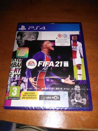 Fifa 21 edição standard ps4