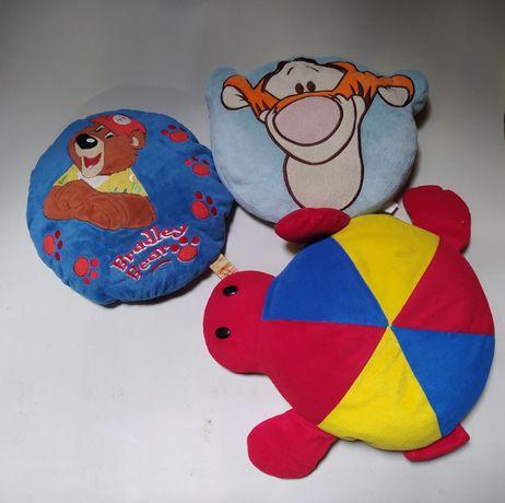 Poduszki dla dziecka rozne rodzaje