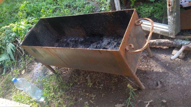 Изготовление мангалов.