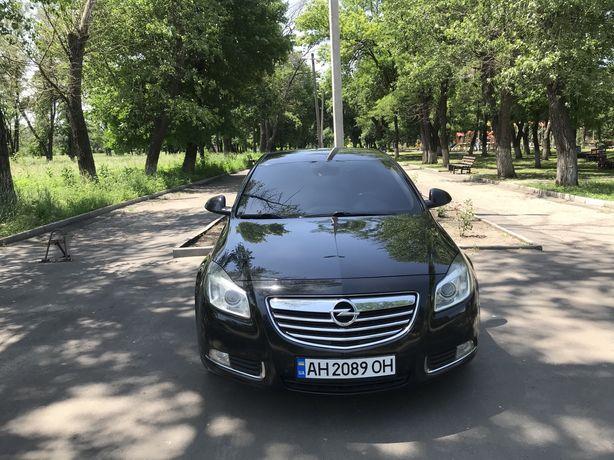 Opel Insignia 2.0 turbo 2010 газ/бенз.Требует ремонта АКПП 9200$