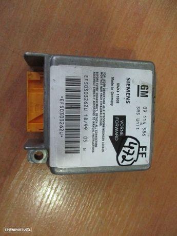 Modulo airbag 09114586 EFS0303262U OPEL / TIGRA / 1994 /