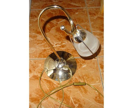 Lampa biurkowa nocna stojąca stołowa