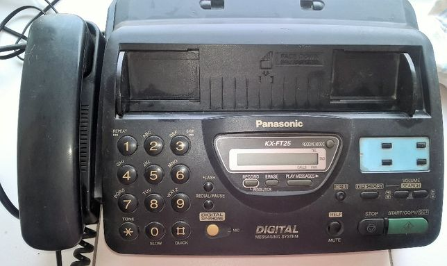 факс панасоник