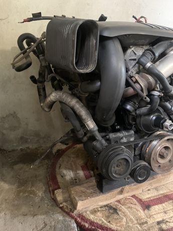 Движок BMW e46 320d M47 2001