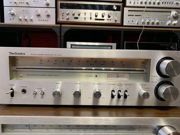 Technics SA-200 Amplituner, stan bdb