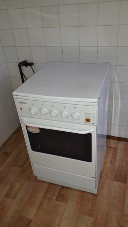 Kuchnia gazowo  elektryczna