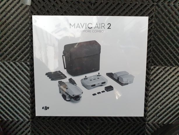 NOWY Mavic Air 2 Fly More Combo MA2UE3W (Ads-b)