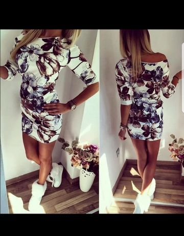 Sukienka mini rozmiar M