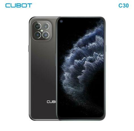 Smartphone CUBOT C30 8GB + 256GB memória Interna