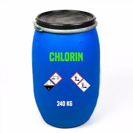 Chlorin 240 kg Produkt do dezynfekcji metodą natryskową i zanurzeniową