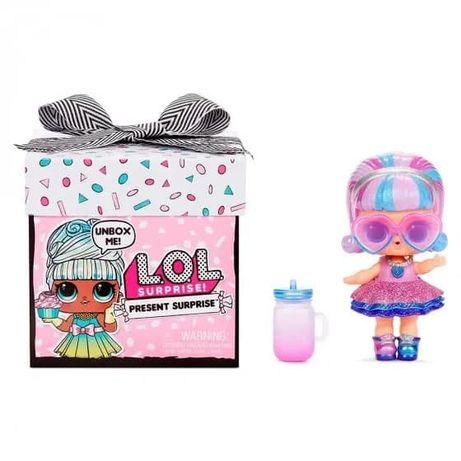 Кукла l.o.l. surprise! кукла лол present surprise,оригинал