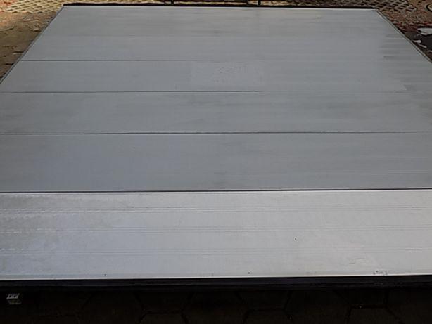 Brama panelowa, segmentowa ,garażowa 454x450cm