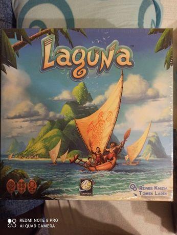 Laguna gra planszowa NOWA zafoliowana