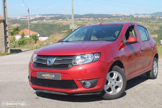 Dacia Sandero 0.9 TCe Comfort Bi-Fuel