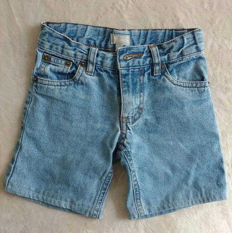3 pares de calções para crianças de 2 a 3 anos