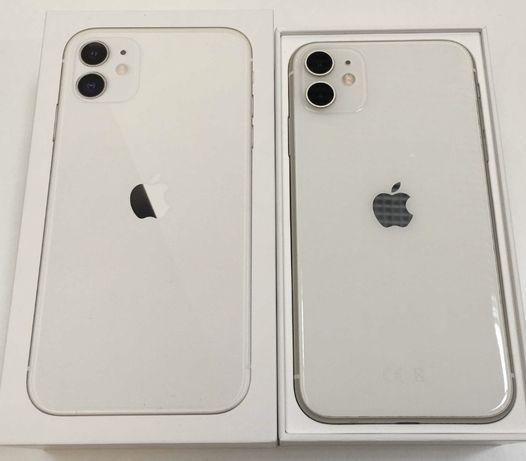 iPhone 11 White 64G Nowy