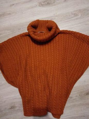 NOWY metka Gruby sweter nietoperz TU golf S M L 36 38 40
