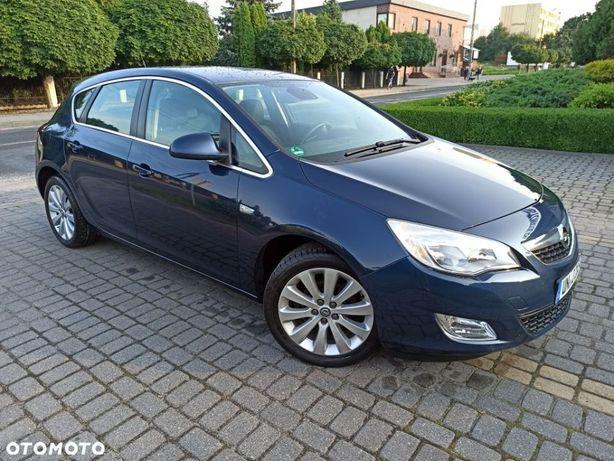Opel Astra 1.4 TURBO Z Niemiec Po opłatach Skóra Klimatronic
