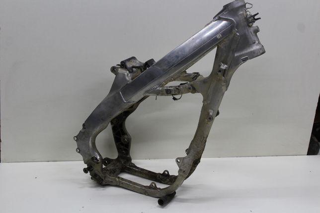 HONDA CRF 250 RAMA VIN rok produkcji od: 2006 do: 2009r