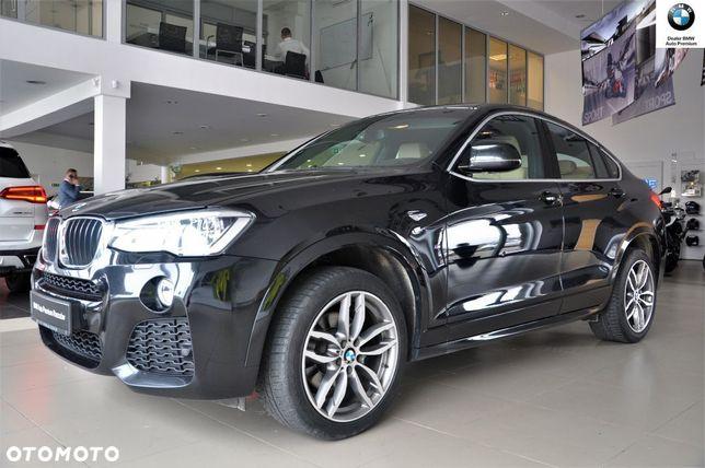 BMW X4 xDrive20d~Adaptacyjne ledy~Navi Professional~Mpakiet