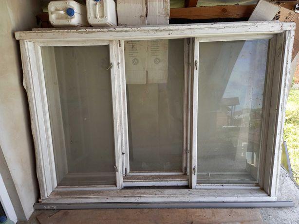 Вікна дерев'яні з склом