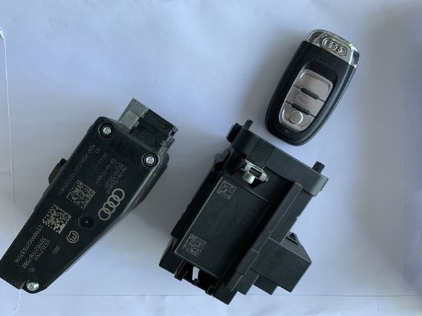 Audi A4, A5, allroad B8 ignição ou canhão com chave e tranca direcção