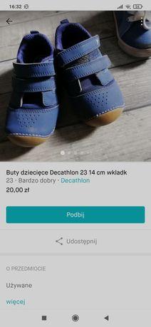 Buty dzieciece 23