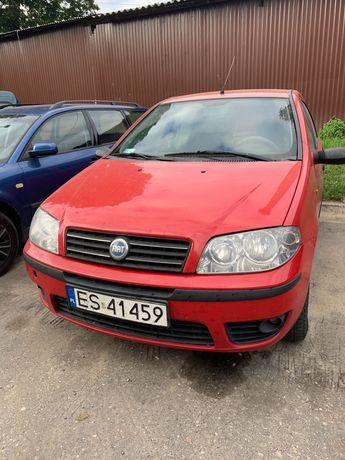 Fiat punto 1,2 benzyna plus gas sekwencja