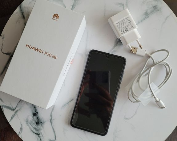 Huawei p30 lite z gwarancją
