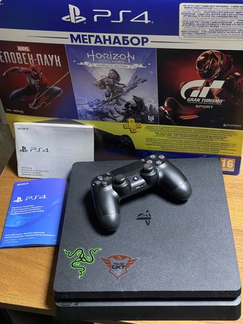 консоль Sony playstation PS4 CUH-2208B / 1TB ! Магазин! 1074
