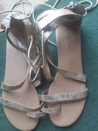 Buty damskie klapki sandały
