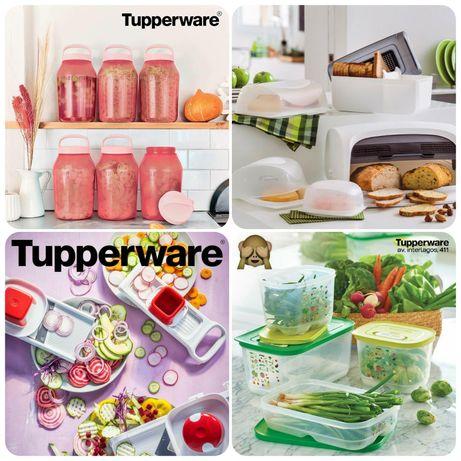 Tupperware банка терка Мандолина хлебница умный Холодильник Тапервер