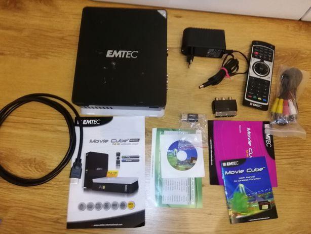 nagrywarka urzadzenie multimedialne Emtec Movie cube S120H dysk 1000GB
