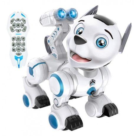 Акция! Интерактивные игрушки Собака робот конструктор лего на управлен