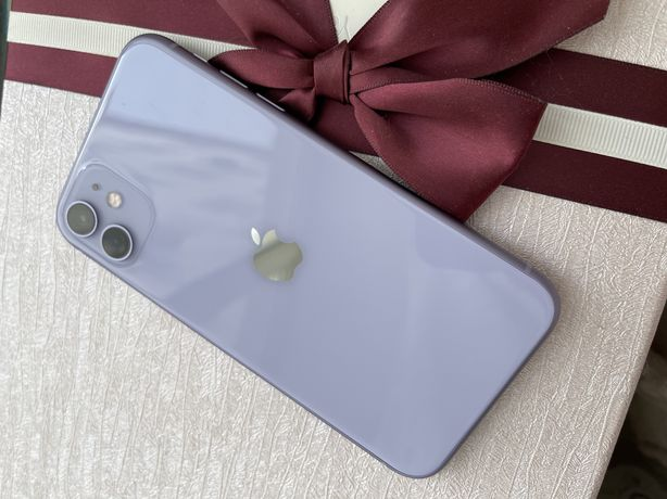iPhone 11, Purple, 64GB
