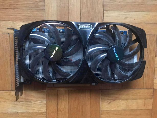 Gigabyte AMD Radeon 7850 1GB 256BIT GDDR5