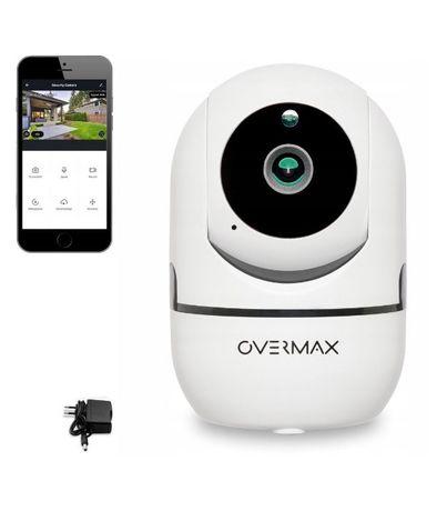 Kamera IP Monitoring WiFi FULL HD CAMSPOT 3.6 Smart Biuro Dom SD 128G